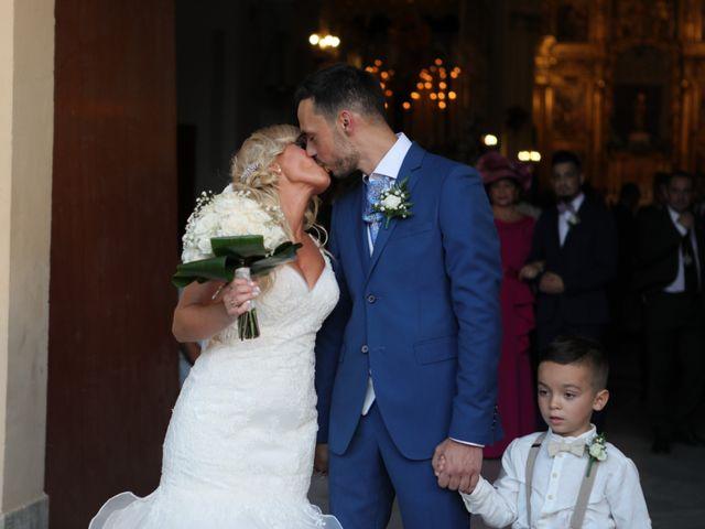 La boda de Yeray y Ana en Alora, Málaga 45