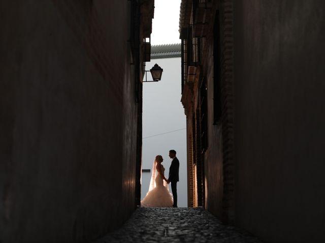 La boda de Yeray y Ana en Alora, Málaga 47