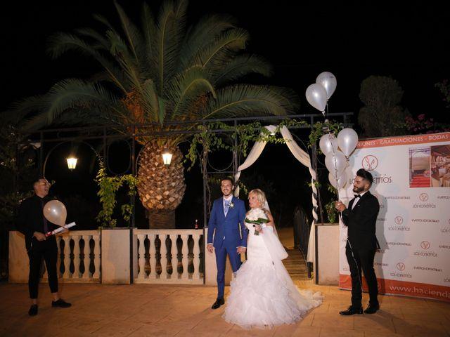 La boda de Yeray y Ana en Alora, Málaga 50