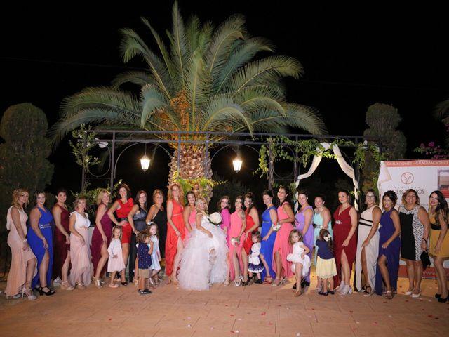 La boda de Yeray y Ana en Alora, Málaga 61