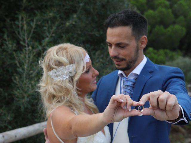 La boda de Yeray y Ana en Alora, Málaga 78