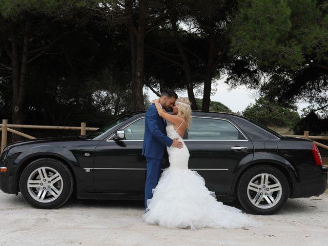 La boda de Yeray y Ana en Alora, Málaga 82