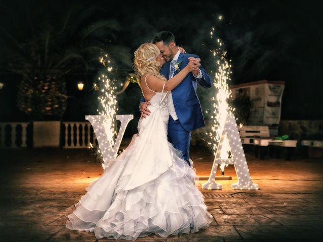 La boda de Ana y Yeray