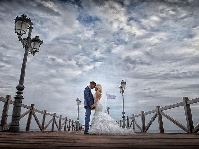 La boda de Yeray y Ana en Alora, Málaga 1
