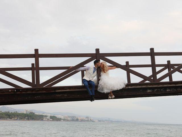 La boda de Yeray y Ana en Alora, Málaga 84