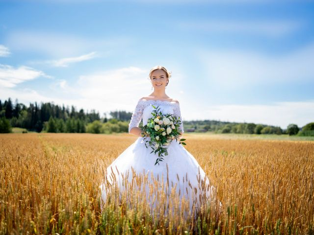 La boda de Anti y Maiju en Peralada, Girona 1