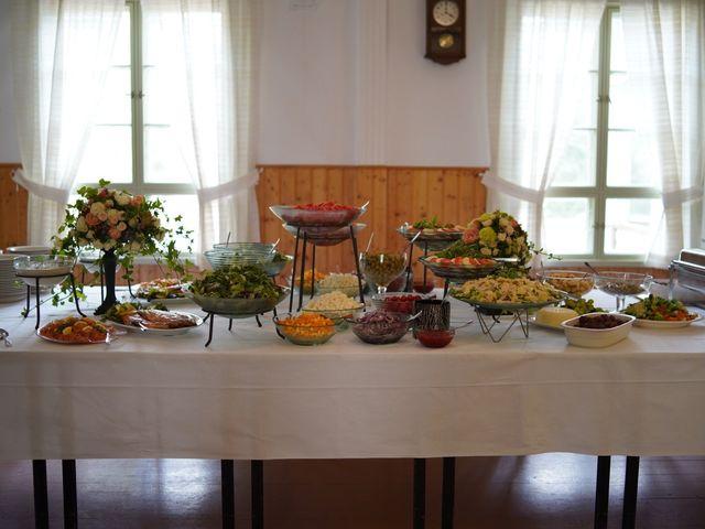 La boda de Anti y Maiju en Peralada, Girona 7