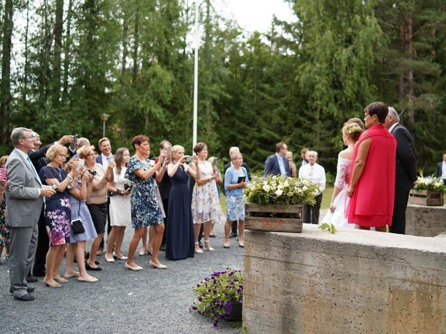 La boda de Anti y Maiju en Peralada, Girona 10