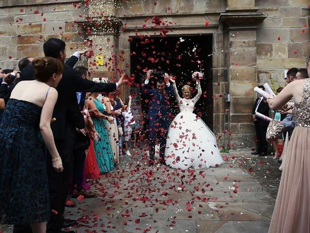 La boda de Yeneko y Ainhoa en Balmaseda, Vizcaya 10