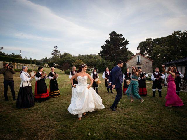 La boda de Esteban y Marta en A Coruña, A Coruña 44