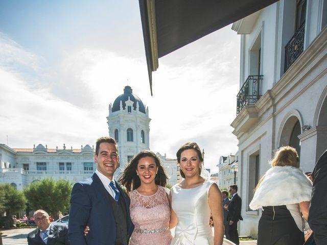 La boda de Diego y Mamen en Santander, Cantabria 10