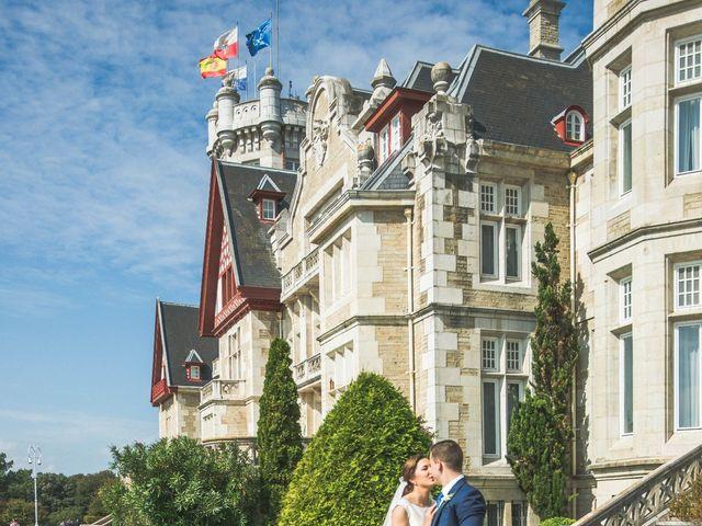 La boda de Diego y Mamen en Santander, Cantabria 20