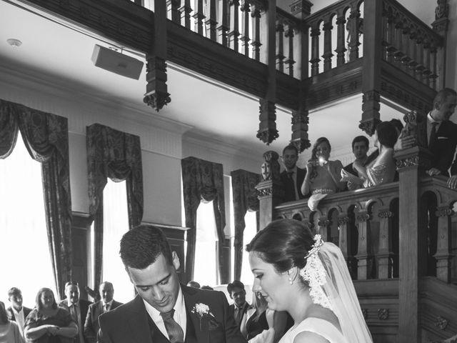 La boda de Diego y Mamen en Santander, Cantabria 31