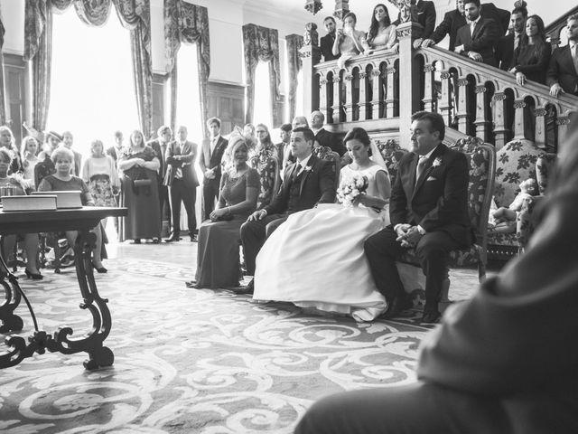 La boda de Diego y Mamen en Santander, Cantabria 33