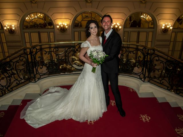 La boda de Marco y Amanda en Madrid, Madrid 2