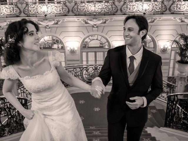 La boda de Marco y Amanda en Madrid, Madrid 3