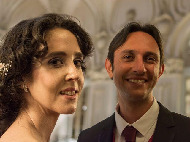 La boda de Marco y Amanda en Madrid, Madrid 4