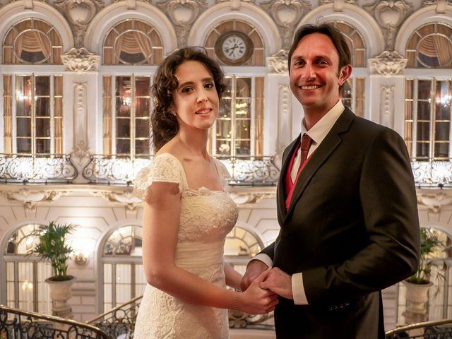 La boda de Marco y Amanda en Madrid, Madrid 5