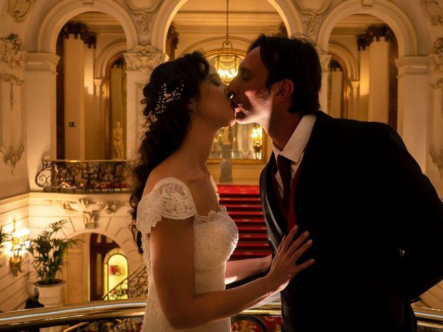 La boda de Marco y Amanda en Madrid, Madrid 8