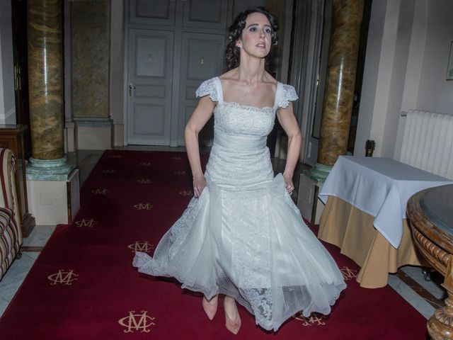 La boda de Marco y Amanda en Madrid, Madrid 10