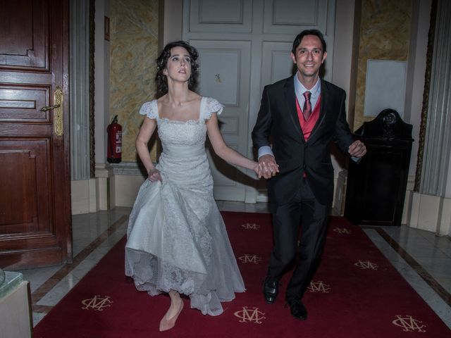 La boda de Marco y Amanda en Madrid, Madrid 11