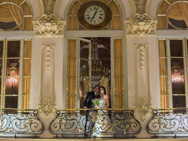 La boda de Marco y Amanda en Madrid, Madrid 12