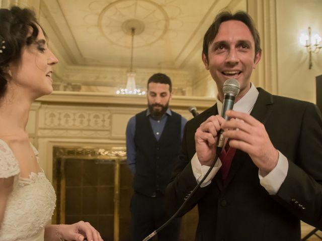 La boda de Marco y Amanda en Madrid, Madrid 16