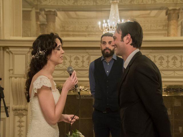 La boda de Marco y Amanda en Madrid, Madrid 17