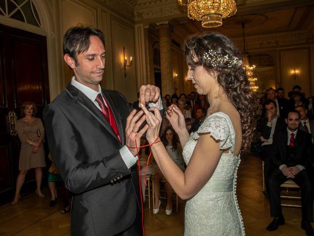 La boda de Marco y Amanda en Madrid, Madrid 19