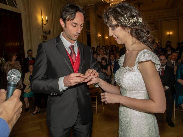 La boda de Marco y Amanda en Madrid, Madrid 20