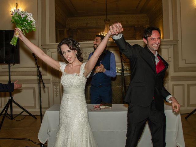 La boda de Marco y Amanda en Madrid, Madrid 22