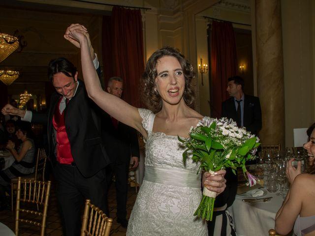 La boda de Marco y Amanda en Madrid, Madrid 23