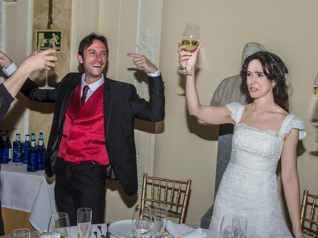 La boda de Marco y Amanda en Madrid, Madrid 25