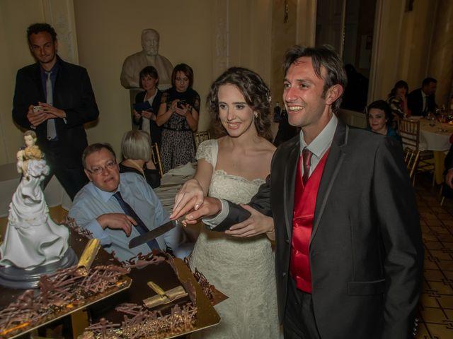 La boda de Marco y Amanda en Madrid, Madrid 29
