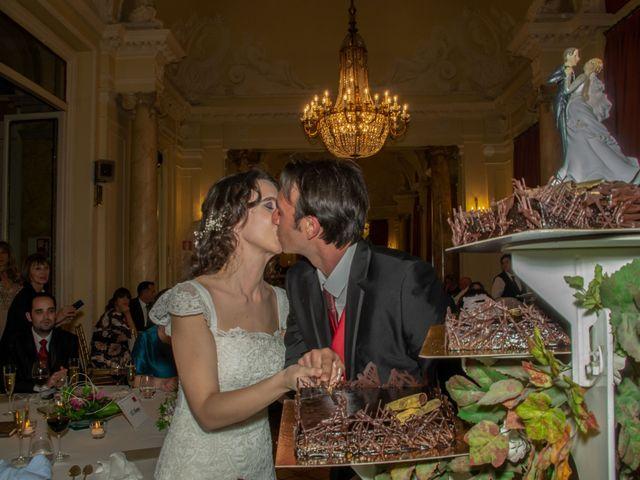 La boda de Marco y Amanda en Madrid, Madrid 30