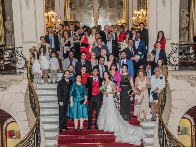 La boda de Marco y Amanda en Madrid, Madrid 31
