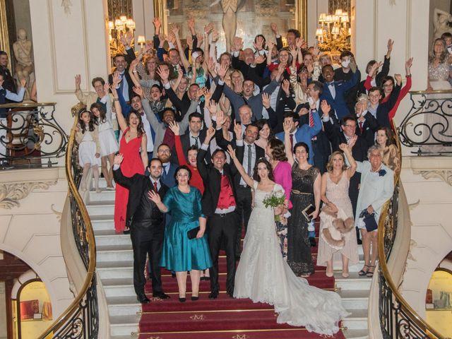 La boda de Marco y Amanda en Madrid, Madrid 32