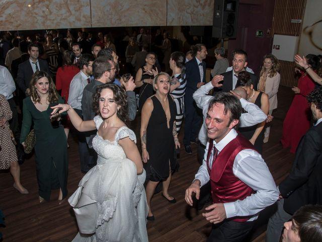 La boda de Marco y Amanda en Madrid, Madrid 34