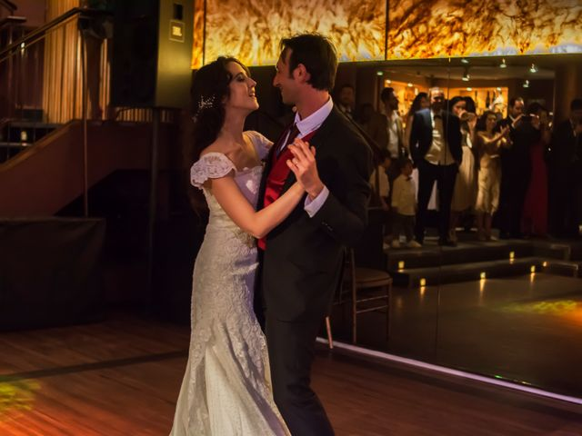 La boda de Marco y Amanda en Madrid, Madrid 37