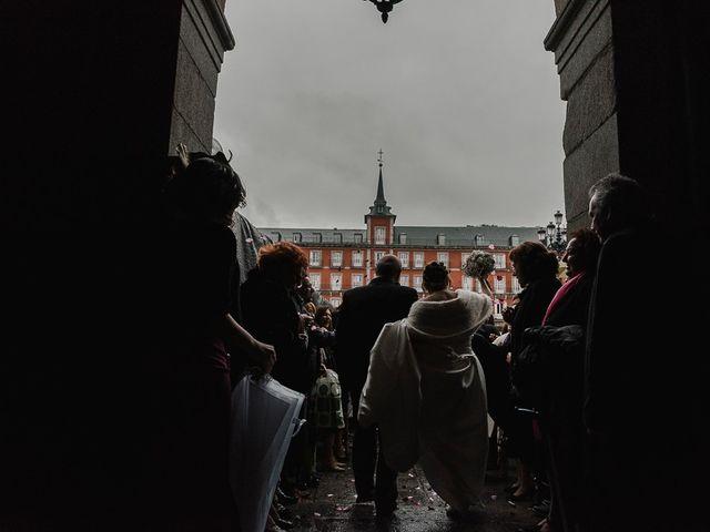 La boda de Miguel y Clara en Las Rozas De Madrid, Madrid 10