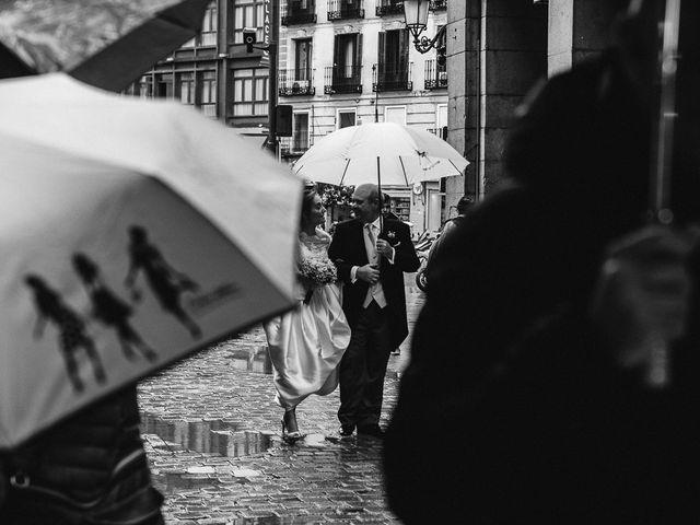 La boda de Miguel y Clara en Las Rozas De Madrid, Madrid 11