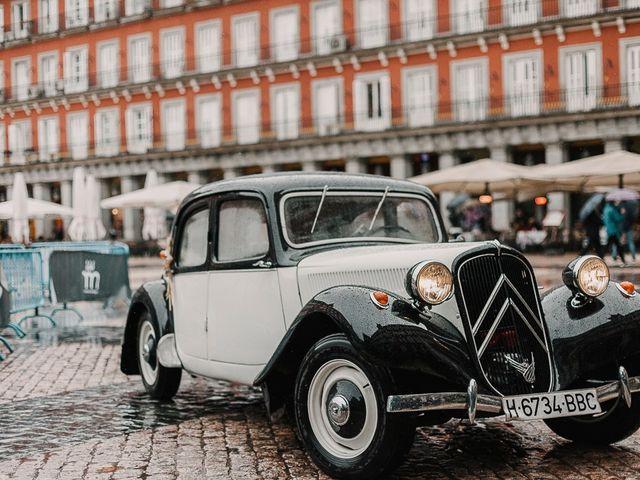La boda de Miguel y Clara en Las Rozas De Madrid, Madrid 64