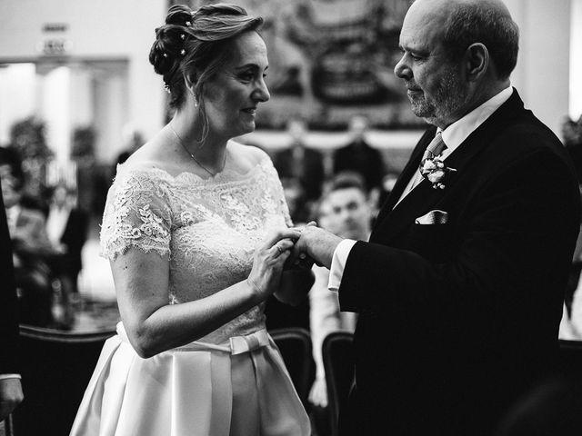 La boda de Miguel y Clara en Las Rozas De Madrid, Madrid 72