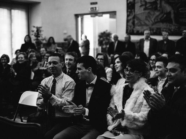 La boda de Miguel y Clara en Las Rozas De Madrid, Madrid 74