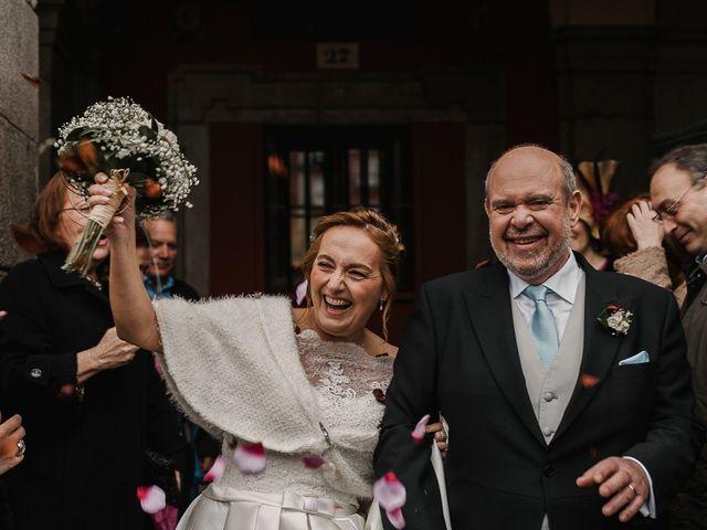 La boda de Miguel y Clara en Las Rozas De Madrid, Madrid 78