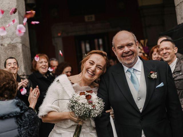 La boda de Miguel y Clara en Las Rozas De Madrid, Madrid 79