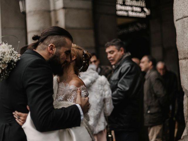 La boda de Miguel y Clara en Las Rozas De Madrid, Madrid 81