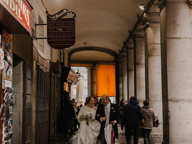 La boda de Miguel y Clara en Las Rozas De Madrid, Madrid 83