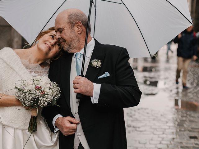 La boda de Miguel y Clara en Las Rozas De Madrid, Madrid 1
