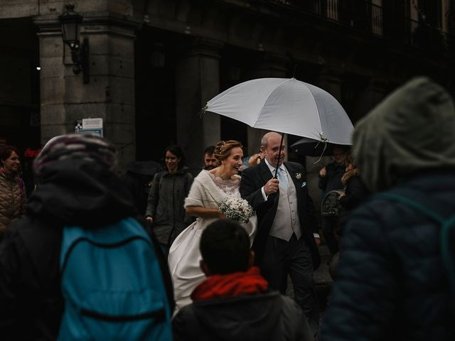 La boda de Miguel y Clara en Las Rozas De Madrid, Madrid 89